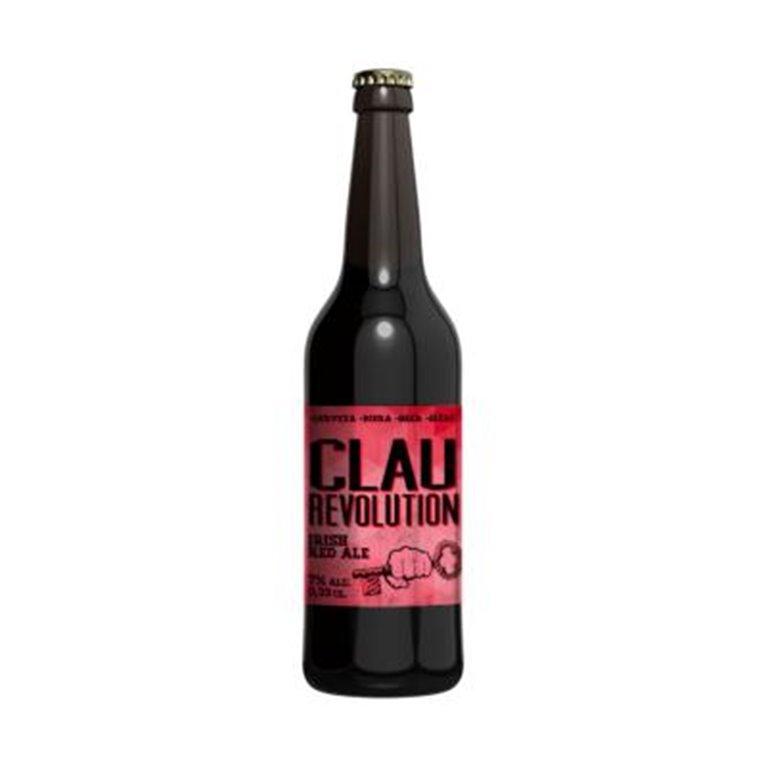 Cerveza Artesana Ordio Clau Rebolution 33cl, 1 ud
