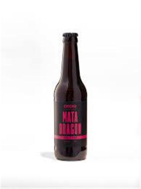 Cerveza Artesana Ordio Matadragons 33cl, 1 ud