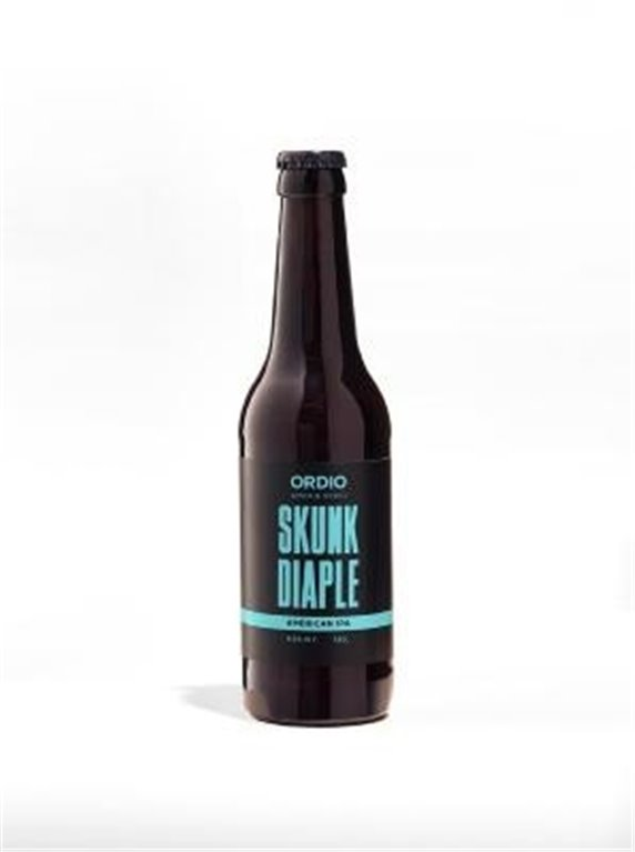 Cerveza Artesana Ordio Skunk Diaple