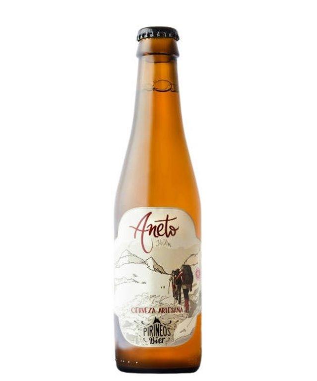 Cerveza Artesana Pirineos Bier Aneto