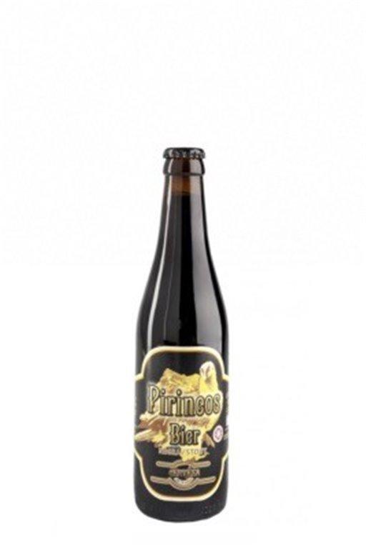 Cerveza Artesana Pirineos Bier Negra 33cl