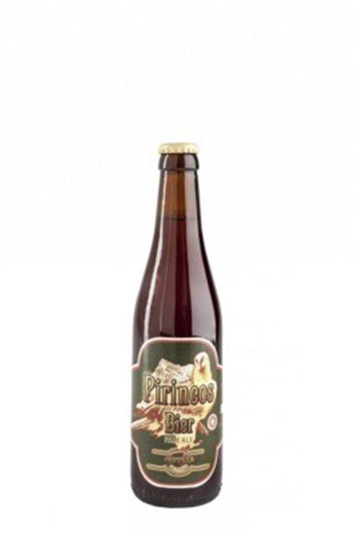 Cerveza Artesana Pirineos Bier Pale Ale Artesana 33cl