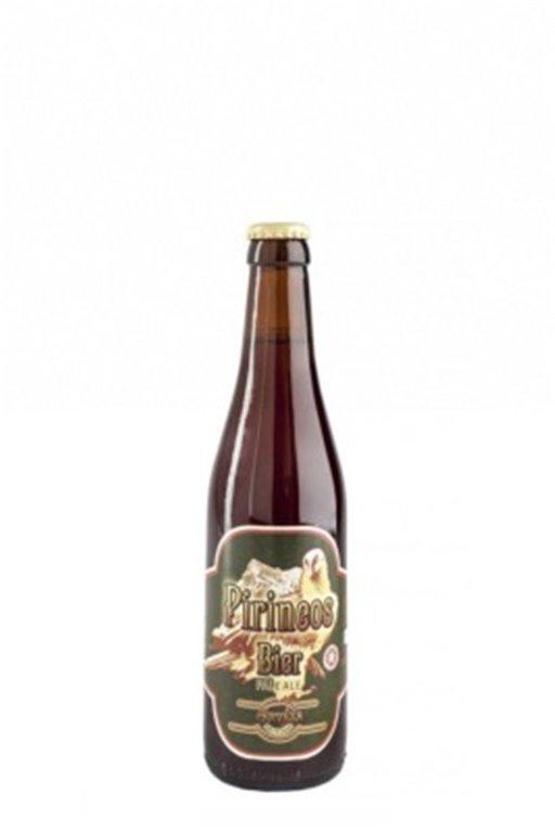 Cerveza Artesana Pirineos Bier Pale Ale Artesana 33cl, 1 ud