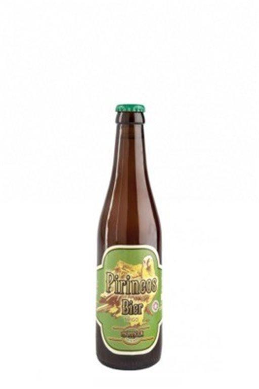 Cerveza Artesana Pirineos Bier Trigo 33cl