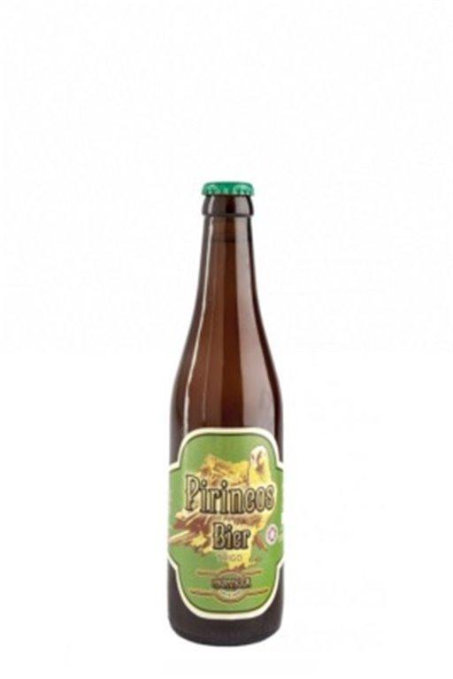 Cerveza Artesana Pirineos Bier Trigo 33cl, 1 ud