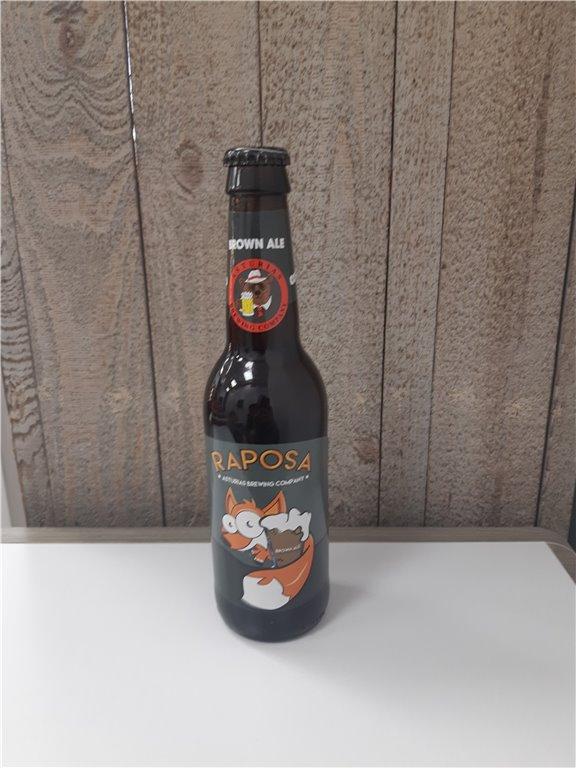 Cerveza artesana Raposa