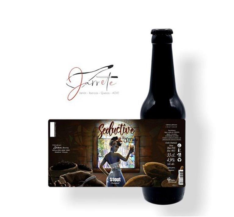 Cerveza Artesana Seductive