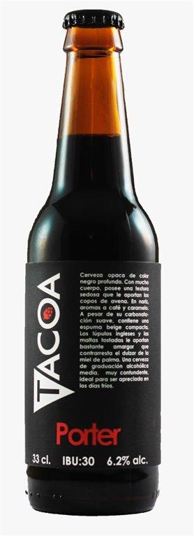 Cerveza Artesana Tacoa Porter