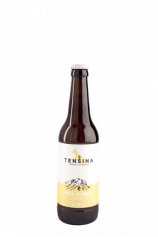Cerveza artesana Tensina Peña Blanca, 1 ud