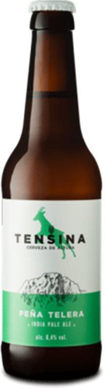 Cerveza artesana Tensina Peña Telera