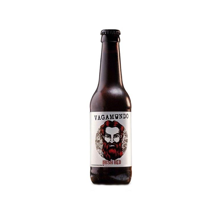 Cerveza Artesana Vagamundo Irish Red