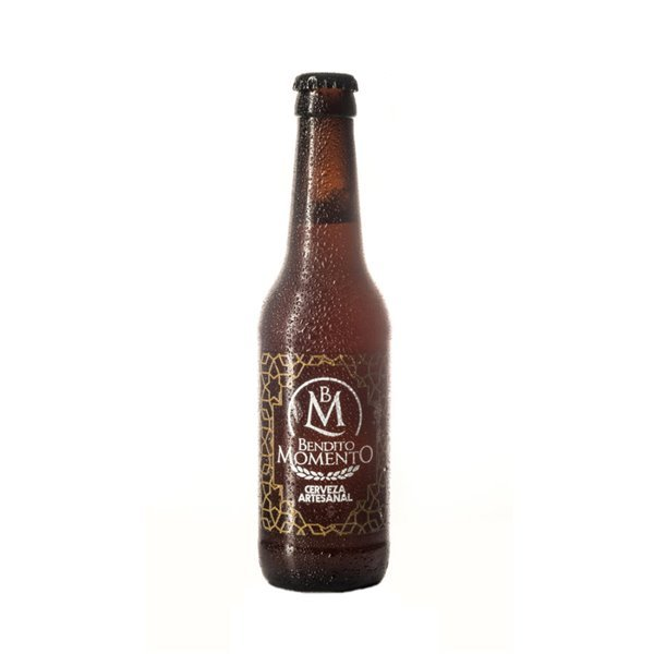 Cerveza artesanal Bendito Momento 33 cl
