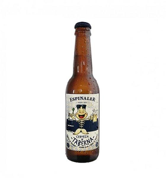 Cerveza Artesanal de Taberna Espinaler 33 cl.