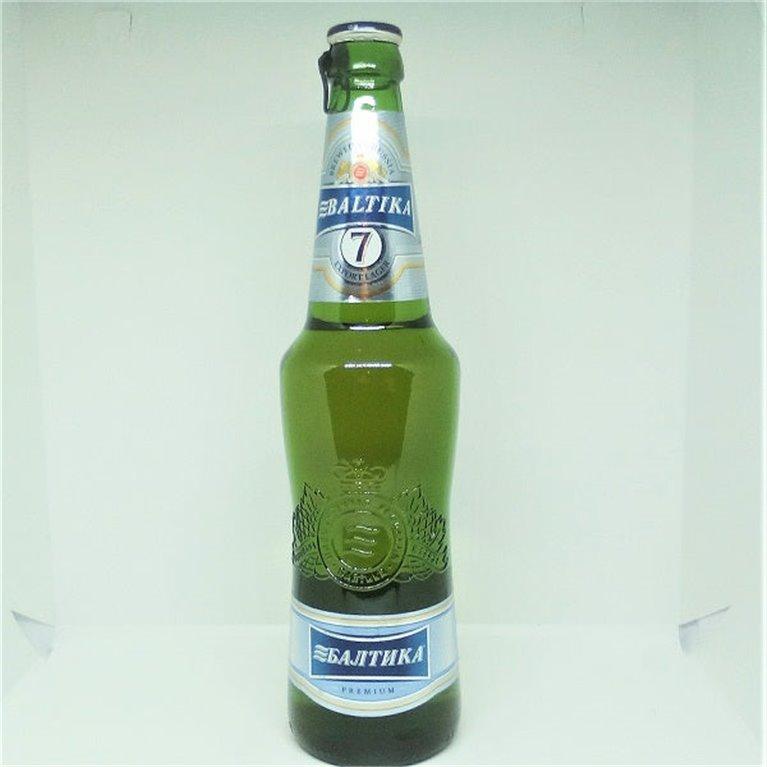 Cerveza Baltika 7 470ml, 1 ud