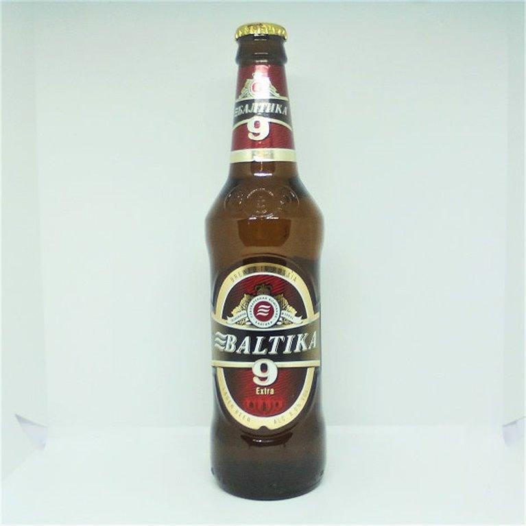 Cerveza Baltika 9 450ml, 1 ud