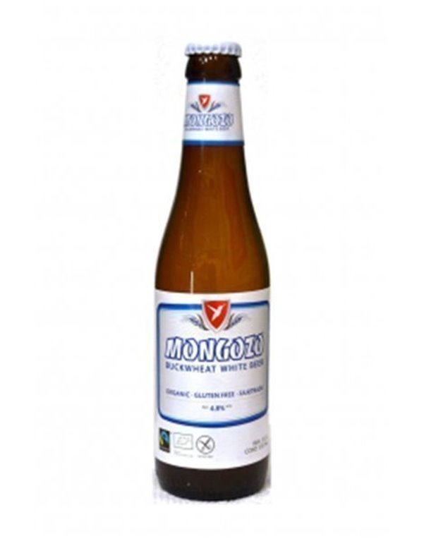 Cerveza Blanca Buckwheat Sin Gluten, 1 ud