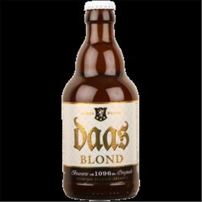 Cerveza Blond Sin Gluten Bio 330ml