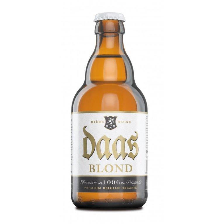 Cerveza Blond Sin Gluten Bio Daas 330ml