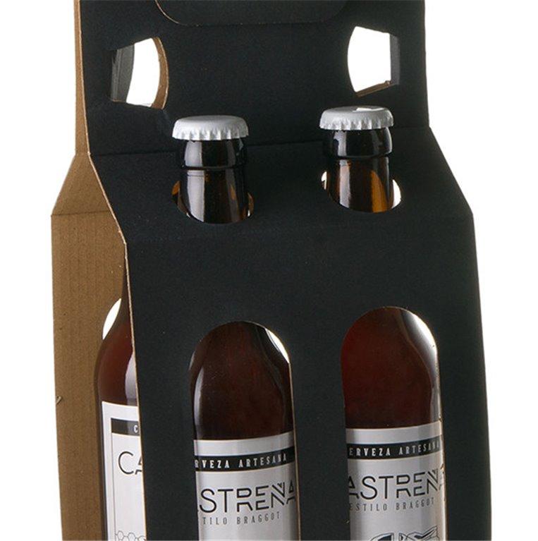 Cerveza Castreña pack 4 unidades, 1 ud