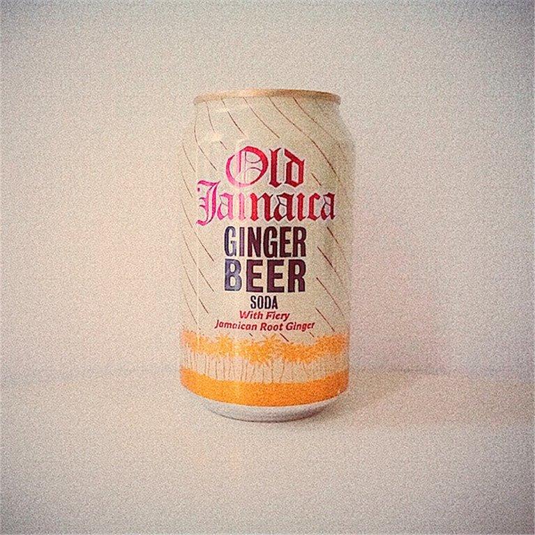 Cerveza de jengibre 33cl, 1 ud