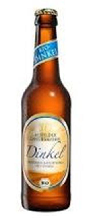 Cerveza Dinkel de Espelta Bio 330ml