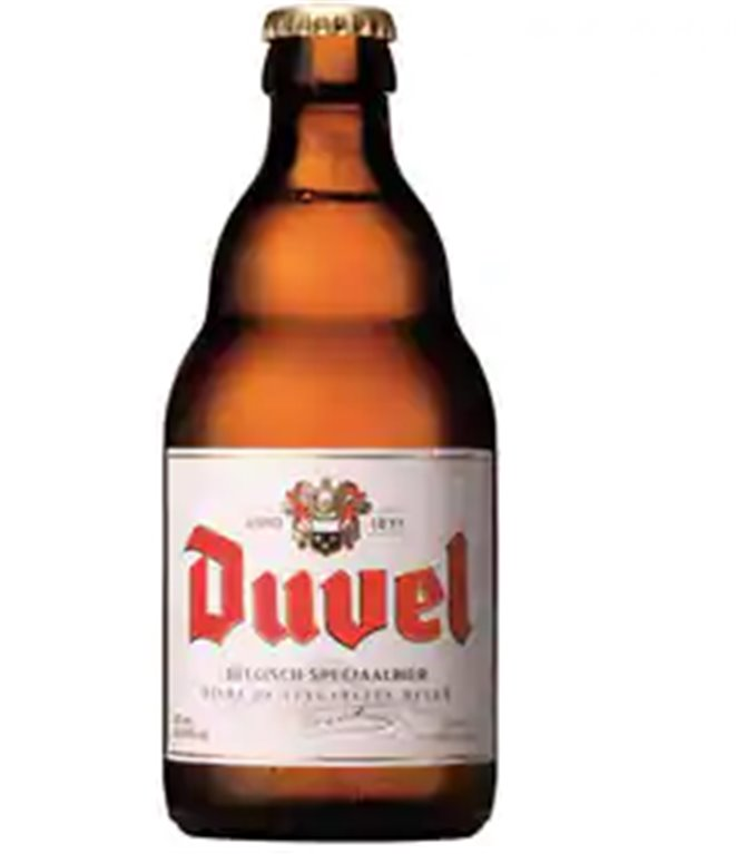 Cerveza duvel 8.5º