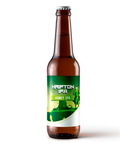 Cerveza HONEY IPA 33cl