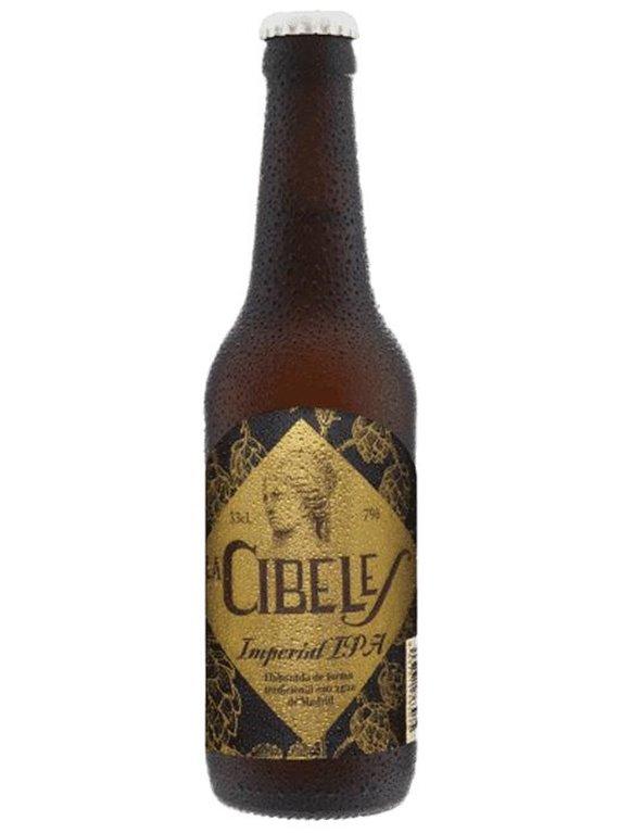 Cerveza Imperial Ipa La Cibeles, 1 ud