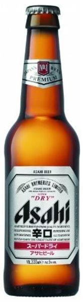 Cerveza Japonesa Asahi Superdry 5,0% Vol. 330ml