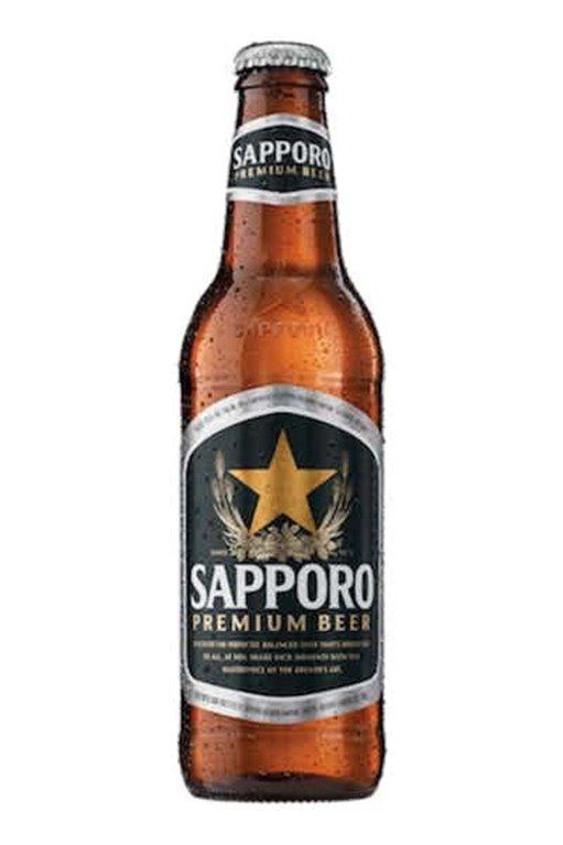 Cerveza Japonesa Sapporo 4,7 Vol. 330ml, 1 ud