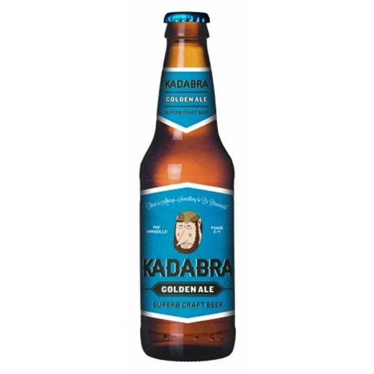 Cerveza KADABRA GOLDEN ALE