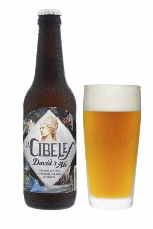 """Cerveza """"La Cibeles"""" David's Ale"""