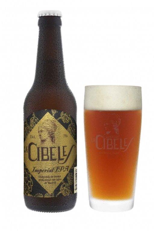 """Cerveza """"La Cibeles"""" Imperial Ipa"""