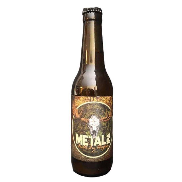 Cerveza Metal Ipa Asturiana