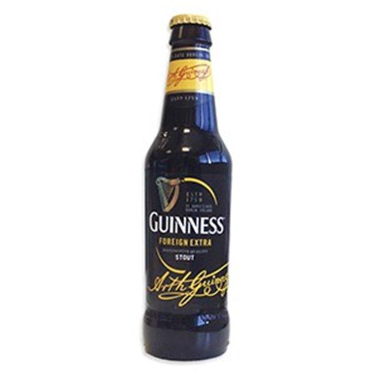 Cerveza Negra Guinness Stout Dublin 7,5% Vol. 24 x 330ml, 1 ud
