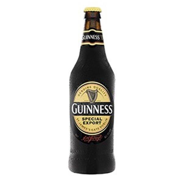 Cerveza Negra Guinness Stout John Martin 8,0% Vol. 24 x 330ml