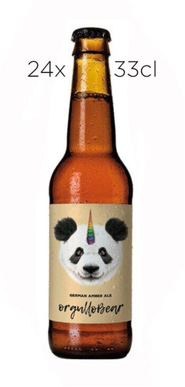 Cerveza OrgulloBear German Amber Ale