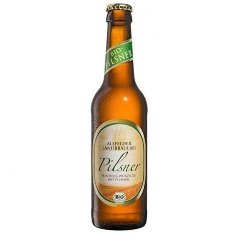 Cerveza Pilsner de Cebada Bio 330ml