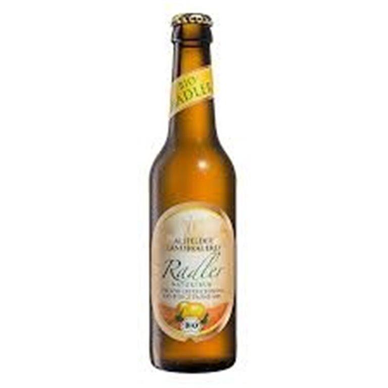 Cerveza Radler con Limón Bio 330ml