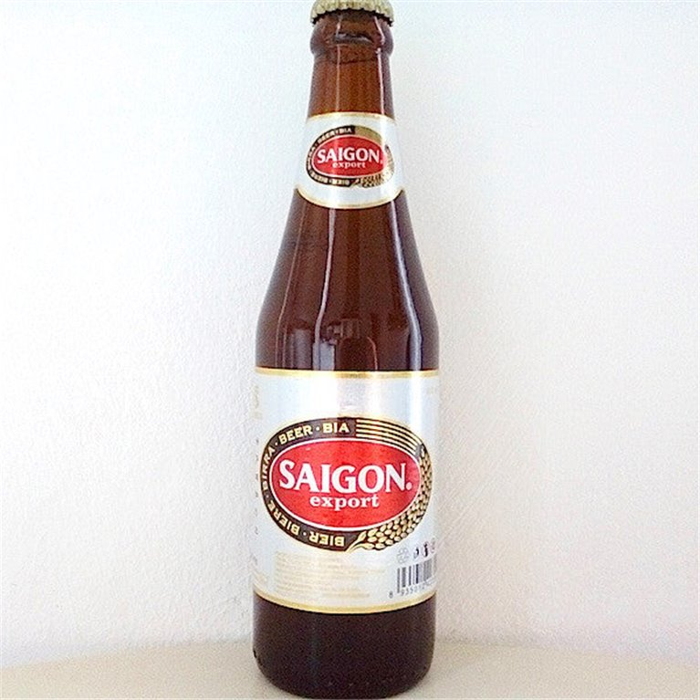 Cerveza Saigon Export 355ml