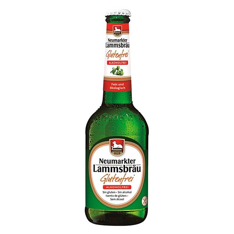 Cerveza Sin Gluten (Sin Alcohol) Bio 330ml