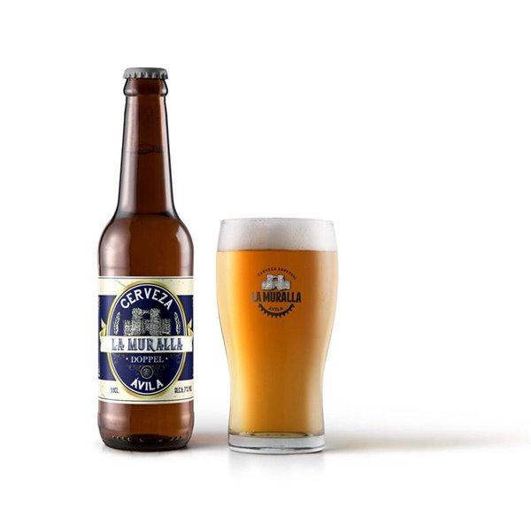 Cerveza Tierra Vettona La Muralla Doppel
