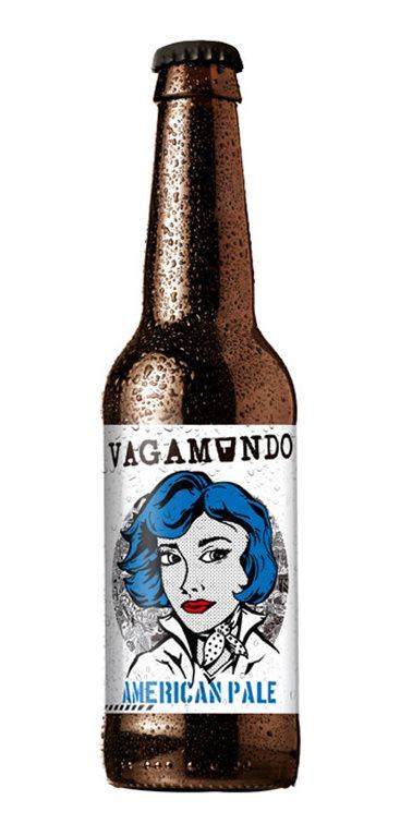 Cerveza Vagamundo American Pale