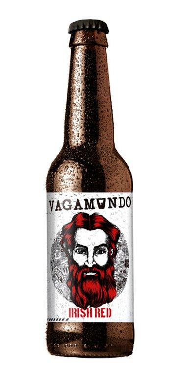 Cerveza Vagamundo Irish Red