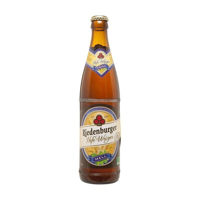 Cerveza Weisse Trigo Bio 5,1% Vol. 500ml