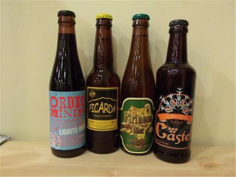 Cervezas Artesanas (12), 1 ud