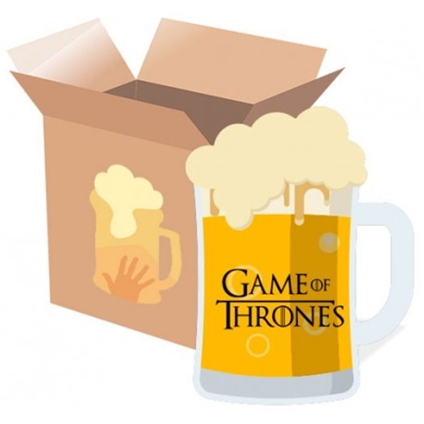 Cervezas para ver Juego de Tronos