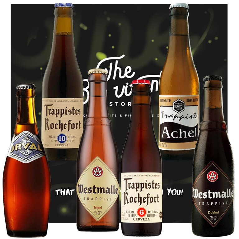 Trappist Beer Gift Box