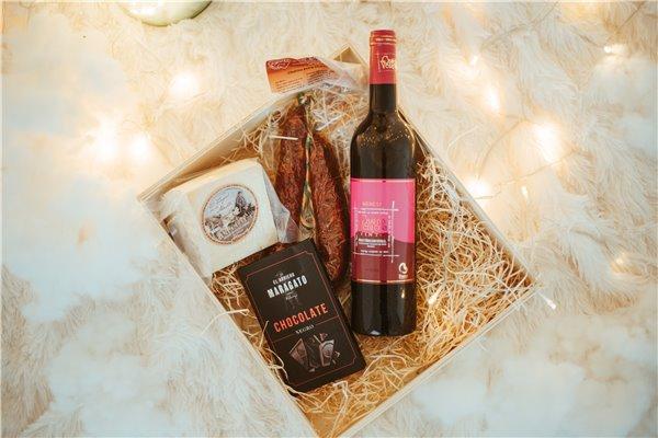 Cesta de Navidad 20