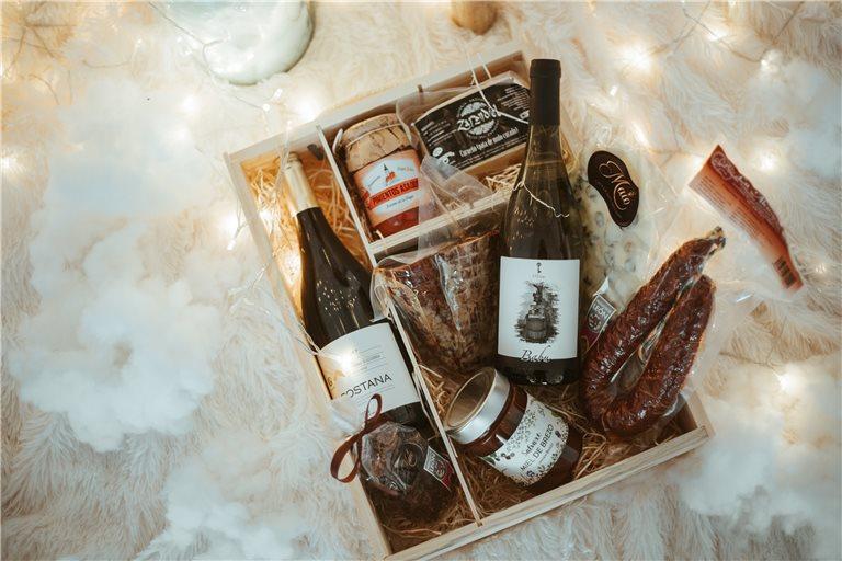 Cesta de Navidad 60